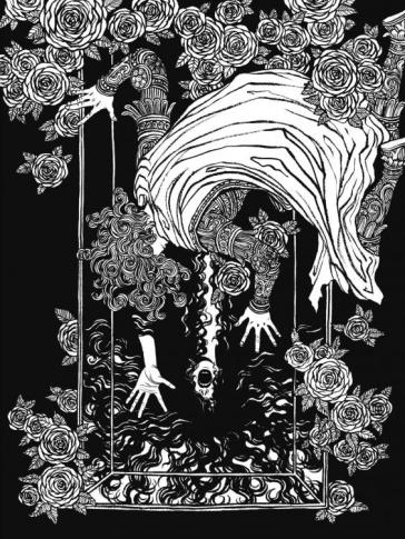 A WIld Swan Yuko Shimizu illustration