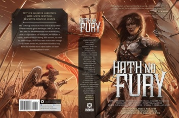 Hath No Fury cover