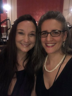 Carina and Karen Stokercon 2019